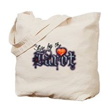 Live by the Tarot Tote Bag