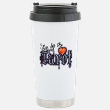 Live by the Tarot Travel Mug