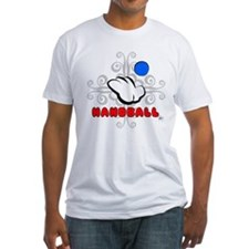big blue handball T-Shirt
