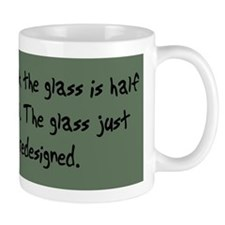 Engineers Glass Mug