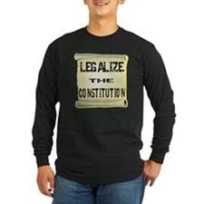 Legalize The Constitution T