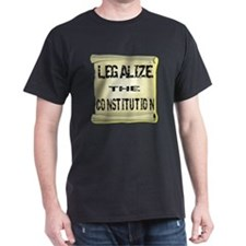 Legalize The Constitution T-Shirt