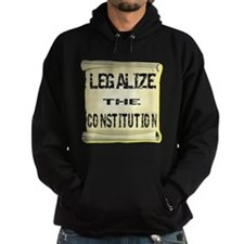 Legalize The Constitution Hoodie