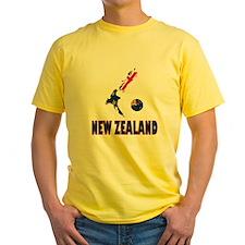 New Zealand Soccer T