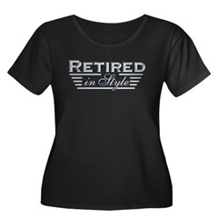 Retired In Style T