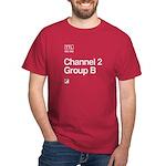 Group B Dark T-Shirt
