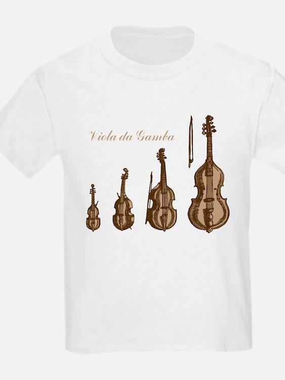 Viola da Gamba T-Shirt