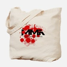 MMA Blood Splatter 01 Tote Bag