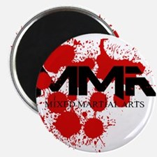 MMA Blood Splatter 01 Magnet