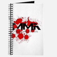 MMA Blood Splatter 01 Journal