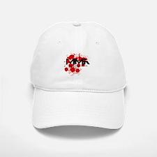 MMA Blood Splatter 01 Cap