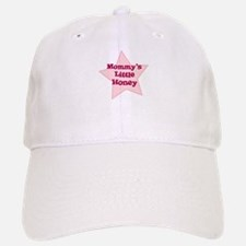 Mommy's Little Honey Baseball Baseball Cap