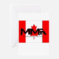 MMA Canada Greeting Card