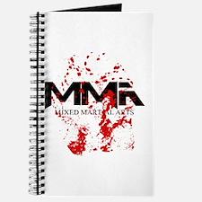 MMA Blood Splatter 05 Journal