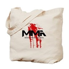 MMA Blood Splatter 06 Tote Bag
