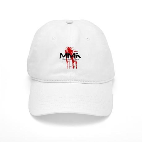 MMA Blood Splatter 06 Cap