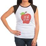 Apple Third Grade Women's Cap Sleeve T-Shirt