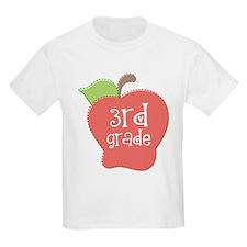 Apple Third Grade T-Shirt