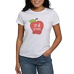Apple Third Grade Women's T-Shirt