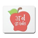 Apple Third Grade Mousepad