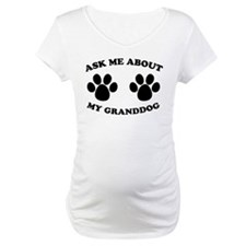 Ask About Granddog Shirt