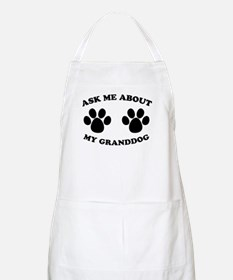 Ask About Granddog Apron