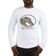 Greyhound Long Sleeve T-Shirt