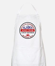 Dutch Harbor Bering Sea Crab Fishing Apron
