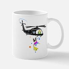 Unique Army black hawk Mug