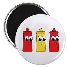 Ketchup Friends Magnet