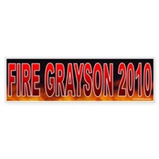 Fire Alan Grayson (sticker)