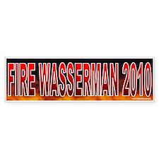 Fire Debbie Wasserman-Schultz (sticker)