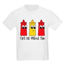 Can't Eat Without Ketchup T-Shirt