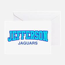 Bloomington Jefferson Greeting Card