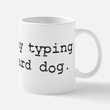 Down Dog Mug