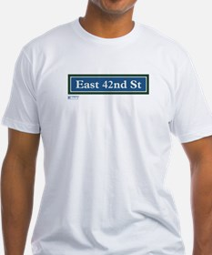 East 42nd Street in NY Shirt