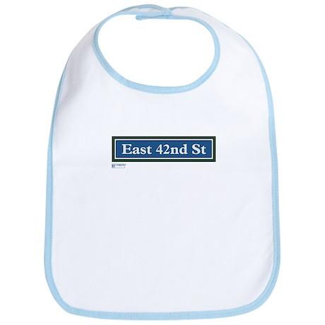 East 42nd Street in NY Bib