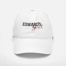 Edward's Girl Baseball Baseball Cap
