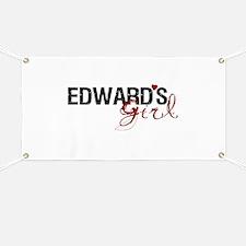 Edward's Girl Banner