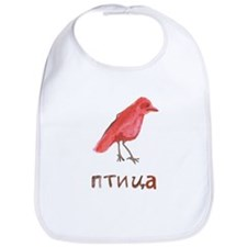 Red Bird Bib