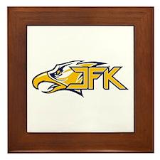 Bloomington Kennedy Framed Tile
