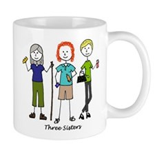 3 Sisters Mugs