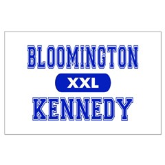 Bloomington Kennedy Posters