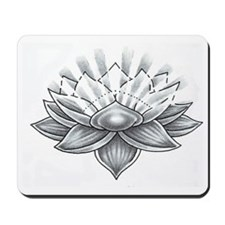 Lucky Lotus Mousepad
