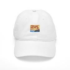 Free Boat Ride for 3! Baseball Cap