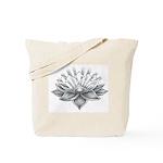 Lucky Lotus Tote Bag