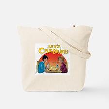 Funny Kingfeatures Tote Bag