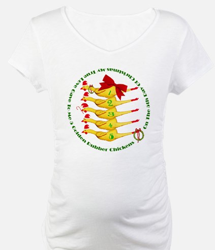 5 Rubber Chickens Shirt