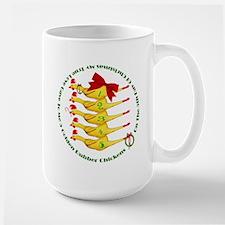 5 Rubber Chickens Mug