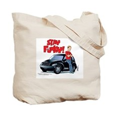 Funky winkerbean Tote Bag